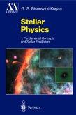 Stellar Physics 1