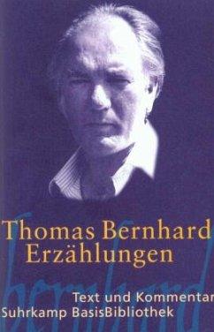 Erzählungen - Bernhard, Thomas