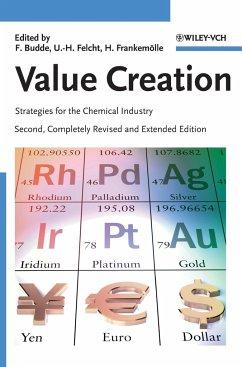 Value Creation - Budde, Florian / Felcht, UtzHellmuth / Frankemölle, Heiner (eds.)