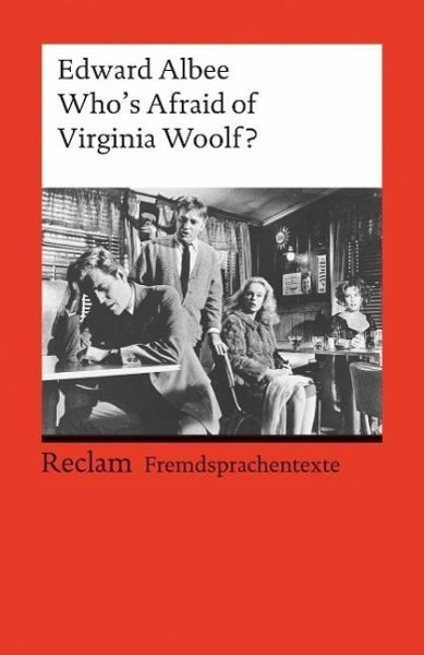 an overview of whos afraid of virginia woolf by edward albee 1962 edward albee's who's afraid of virginia woolf michael adams series coordinator murray bromberg, principal, wang high school of queens, holliswood, new york.