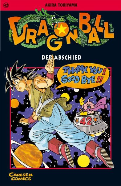 Buch-Reihe Dragon Ball von Akira Toriyama