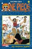 Das Abenteuer beginnt / One Piece Bd.1