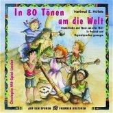 In 80 Tönen um die Welt, 1 Audio-CD