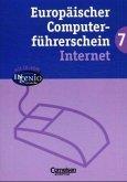 Internet / Europäischer Computerführerschein, m. CD-ROM 7