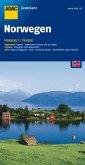 ADAC Karte Norwegen