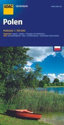 ADAC Karte Polen