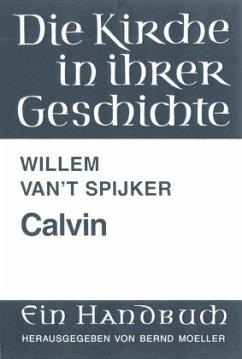 Calvin - Spijker, Willem van't