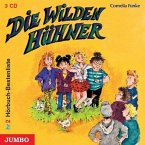 Die Wilden Hühner Bd.1 (Audio-CD)