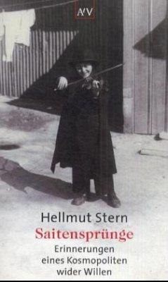Saitensprünge - Stern, Hellmut