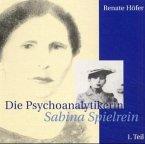 Die Psychoanalytikerin Sabina Spielrein 1