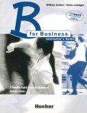 B for Business. Lehrerhandbuch