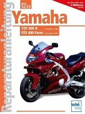 Yamaha YZF 600 R ab Baujahr 1996. FZS 600 Fazer ab Baujahr 1998