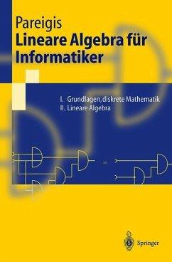 Lineare Algebra für Informatiker