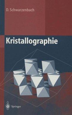 Kristallographie - Schwarzenbach, Dieter