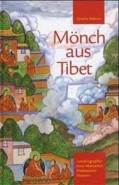 Mönch aus Tibet - Rabten, Geshe