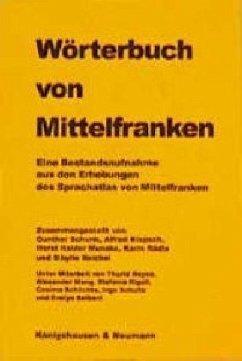 Wörterbuch von Mittelfranken