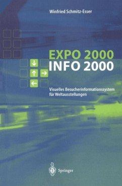 EXPO-INFO 2000 - Schmitz-Esser, Winfried