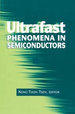 Ultrafast Phenomena in Semiconductors - Tsen, Kong-Thon (ed.)