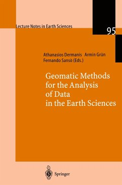 Geomatic Methods for the Analysis of Data in the Earth Sciences - Dermanis, Athanasios / Grün, Armin / Sanso, Fernando (eds.)