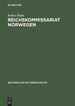 Reichskommissariat Norwegen - Bohn, Robert