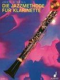 Die Jazzmethode für Klarinette, m. Audio-CD