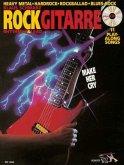 Rock-Gitarre, m. Audio-CD