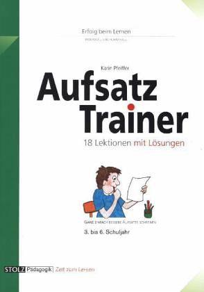 Aufsatz-Trainer - Pfeiffer, Karin