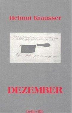 Dezember - Krausser, Helmut