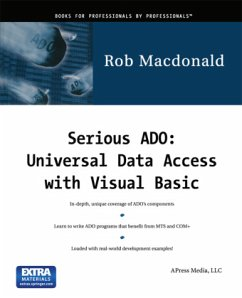 Serious ADO - Macdonald, Rob