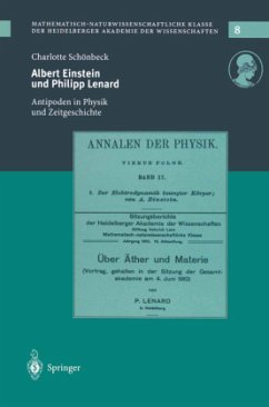 Albert Einstein und Philipp Lenard - Schönbeck, Charlotte