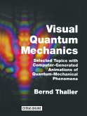 Visual Quantum Mechanics: Selected Topics with Computer-Generated Animations of Quantum-Mechanical Phenomena [With CDROM]