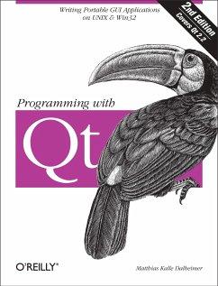 Programming with Qt - Dalheimer, Matthias Kalle