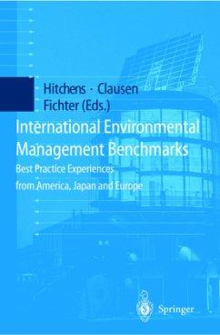 International Environmental Management Benchmarks - Hitchens, David M.W.N. / Clausen, Jens / Fichter, Klaus (eds.)