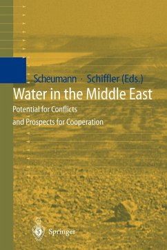 Water in the Middle East - Scheumann