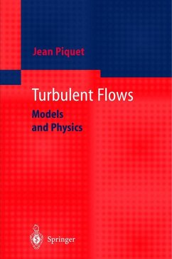 Turbulent Flows - Piquet, Jean