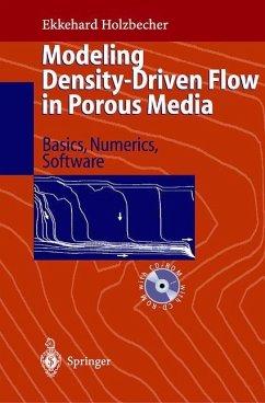 Modeling Density-Driven Flow in Porous Media - Holzbecher, Ekkehard O.