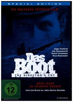 Das Boot - The Director's Cut (Special Edition) auf DVD