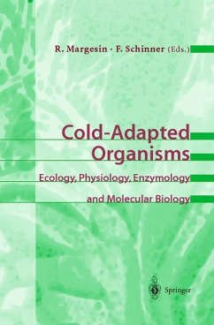 Cold-Adapted Organisms - Margesin, Rosa / Schinner, Franz (eds.)