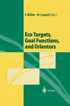 Eco Targets, Goal Functions, and Orientors - Müller