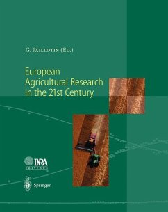 European Agricultural Research in the 21st Century - Paillotin