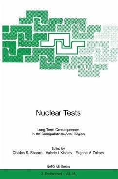 Nuclear Tests - Shapiro