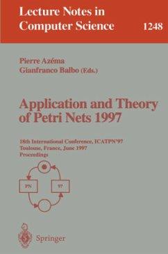 Application and Theory of Petri Nets 1997 - Azema