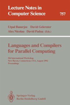 Languages and Compilers for Parallel Computing - Banerjee