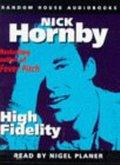 High Fidelity, 2 Cassetten, engl. Version