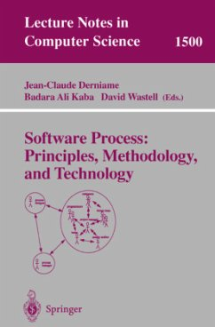 Software Process: Principles, Methodology, and Technology - Derniame