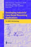 Developing Industrial Case-Based Reasoning Applications