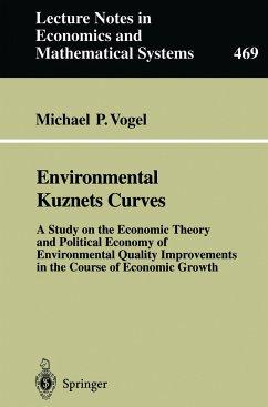 Environmental Kuznets Curves - Vogel, Michael P.