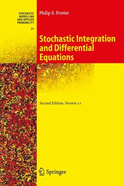 Stochastic Integration and Differential Equations