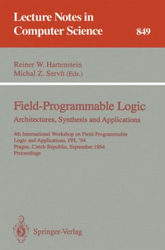 Field-Programmable Logic: Architectures, Synthesis and Applications - Hartenstein
