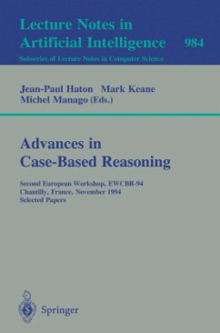 Advances in Case-Based Reasoning - Haton